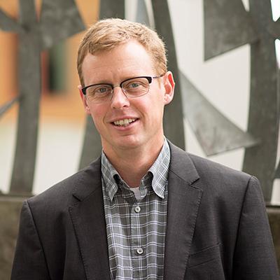 Matt Anderson, Principal & Senior Project Director