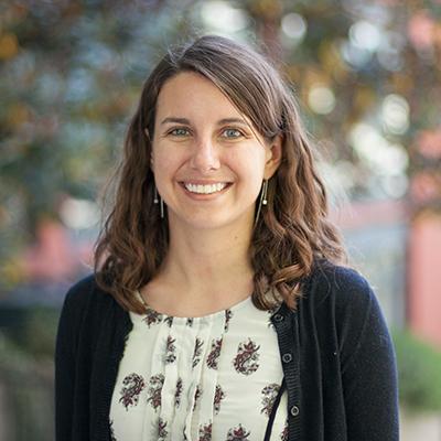 Amy Hartman, Graduate Intern
