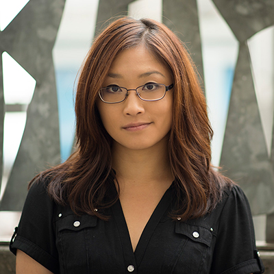 Angela Jin, Associate Program Manager | Community Partnerships