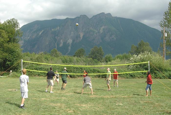 Heartland Greenway, Volleyball