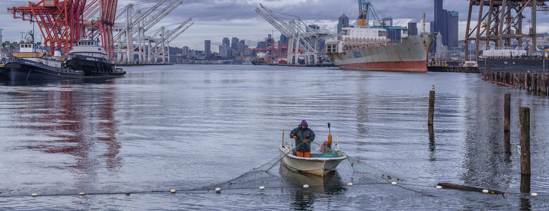 Maritime-Industrial, Civic-Real-Estate, Port of Seattle